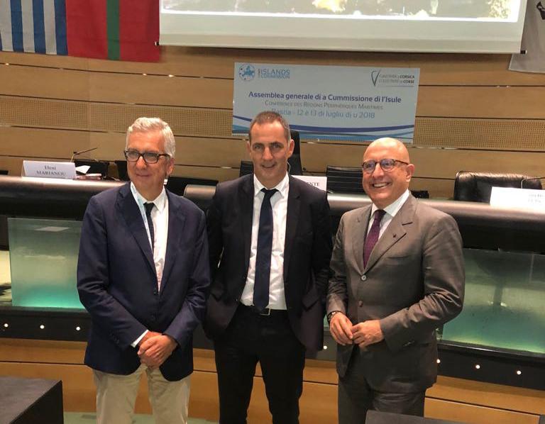Conferenza delle Regioni marittime periferiche, la Sicilia protagonista