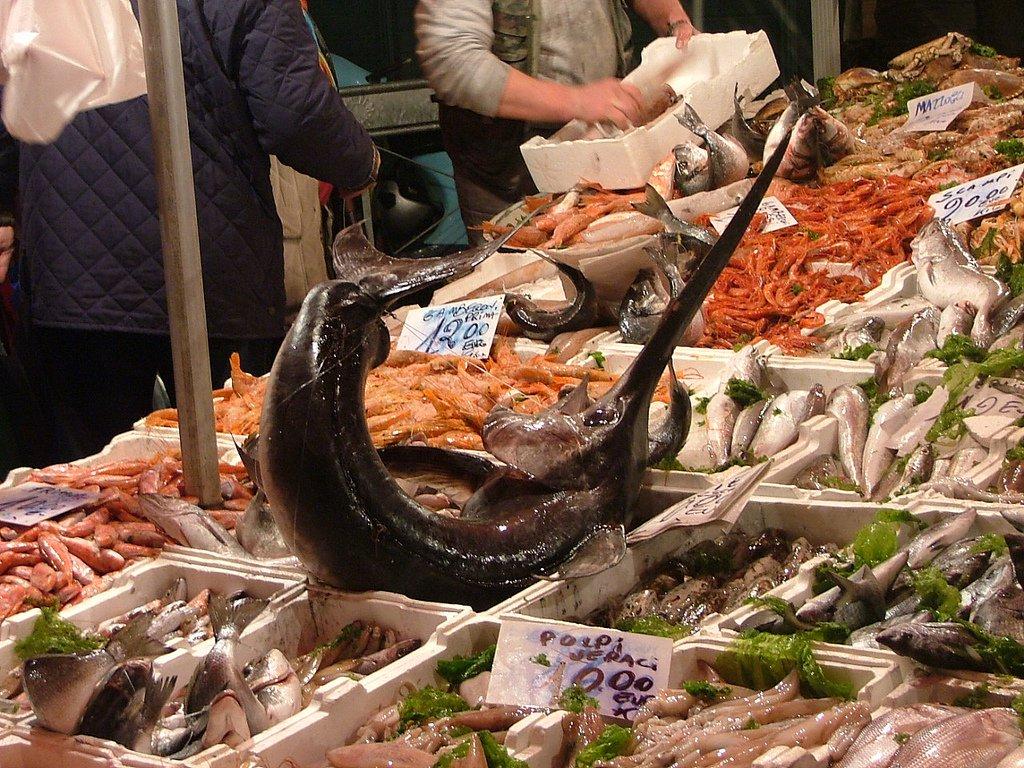 """""""La terra incontra il mare"""", progetto per la valorizzazione dei prodotti ittici e agroalimentari siciliani"""