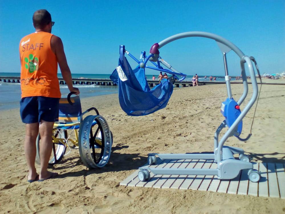 Spiagge: a Siracusa e Mazara del Vallo spiagge senza barriere