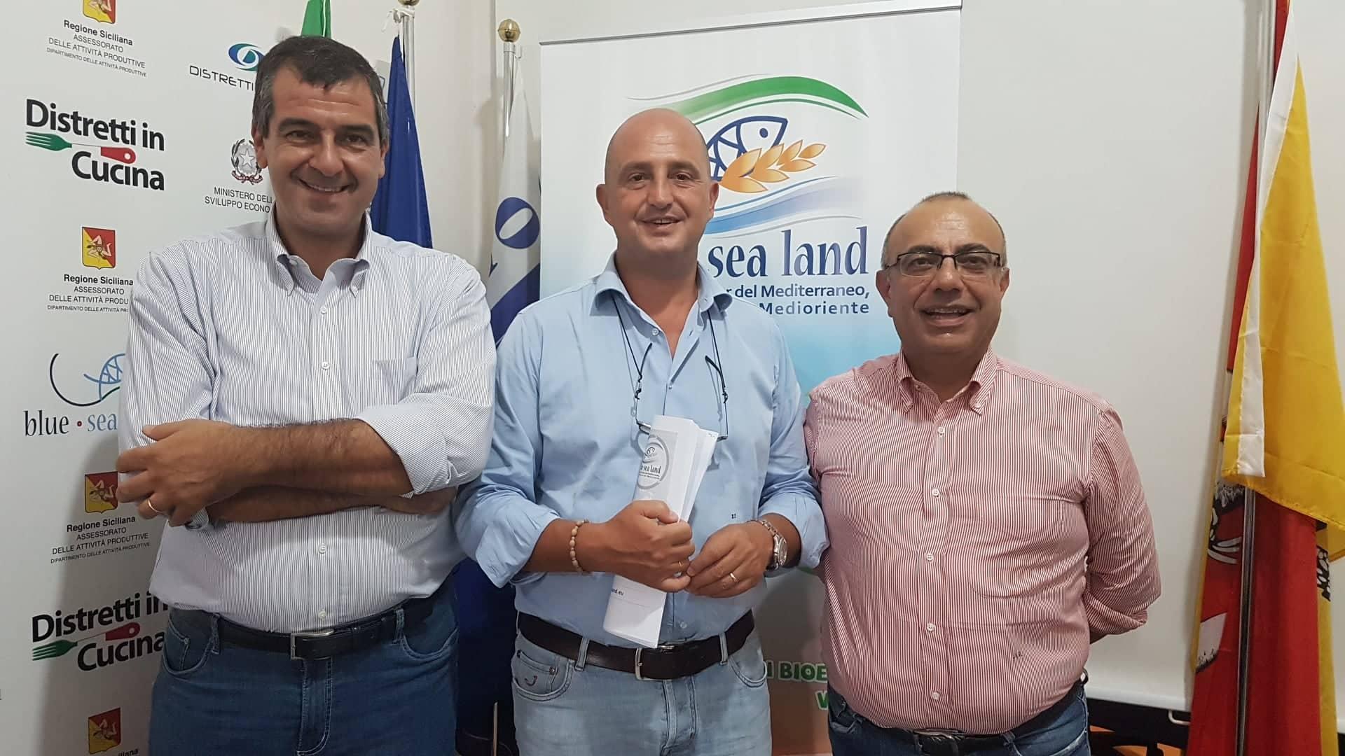 """Blue Sea Land, Turano e Cartabellotta: """"Occasione di crescita per le imprese e il territorio"""""""
