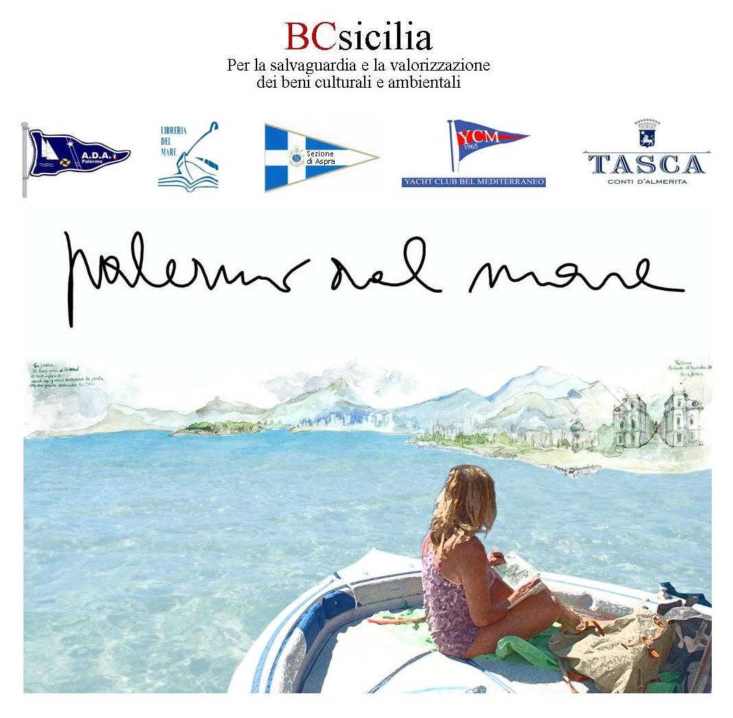 """Al via """"Palermo dal mare"""" promosso da BCsicilia nell'ambito del Big Draw Festival"""