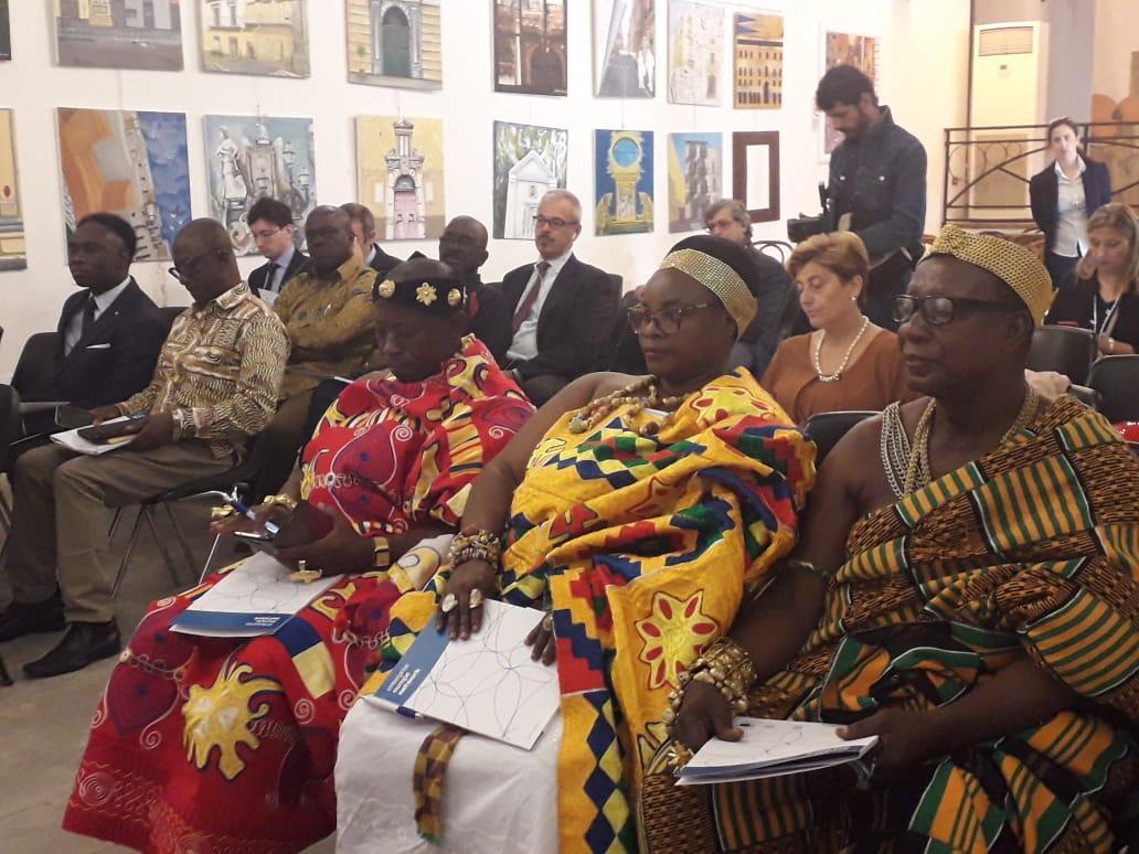 "Al via a Palermo il forum internazionale ""Ghana. Tasting Africa"" | Video"