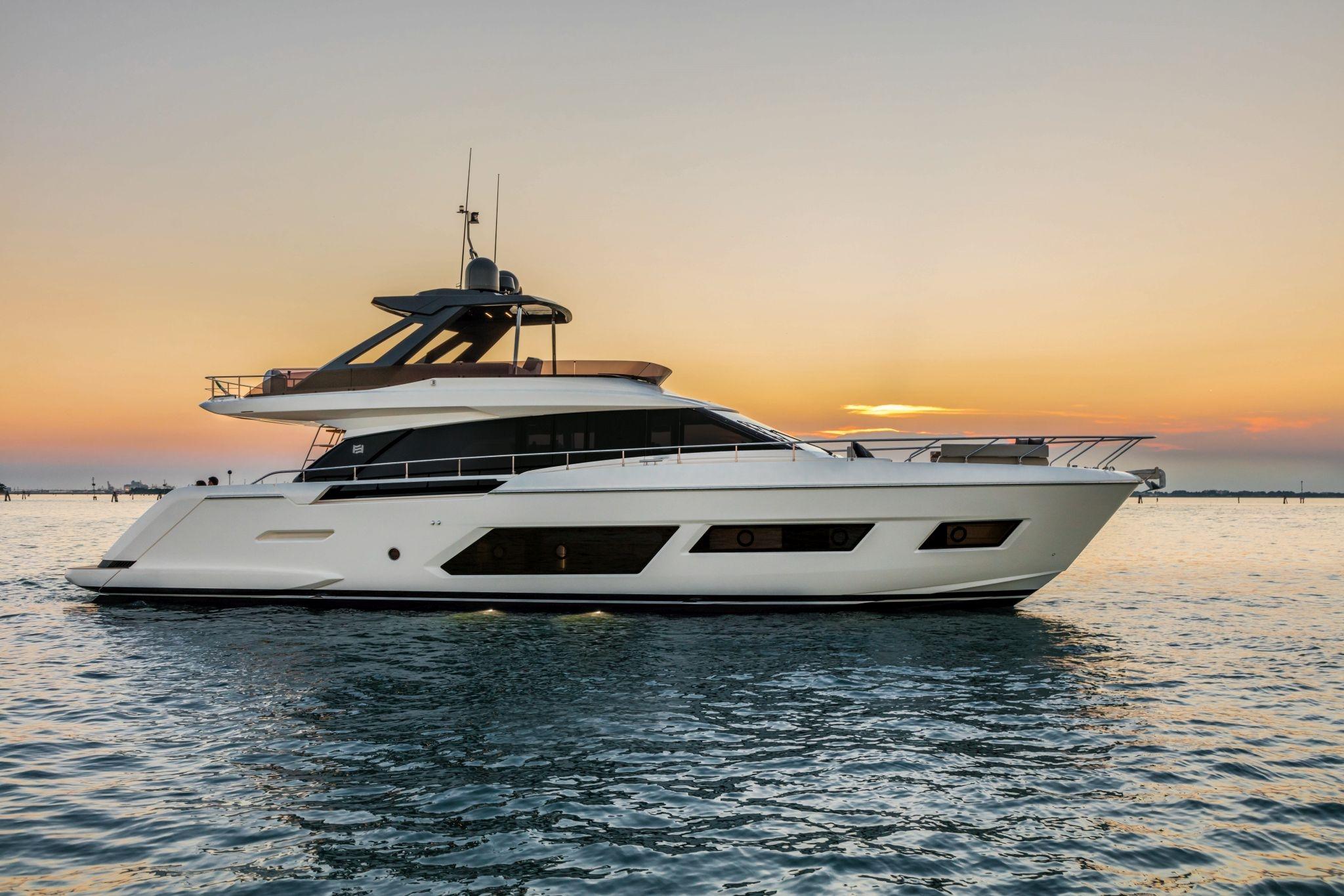 Nautica: Ferretti 670 miglior yacht d'Asia. ll riconoscimento agli Yacht Style Awards di Phuket
