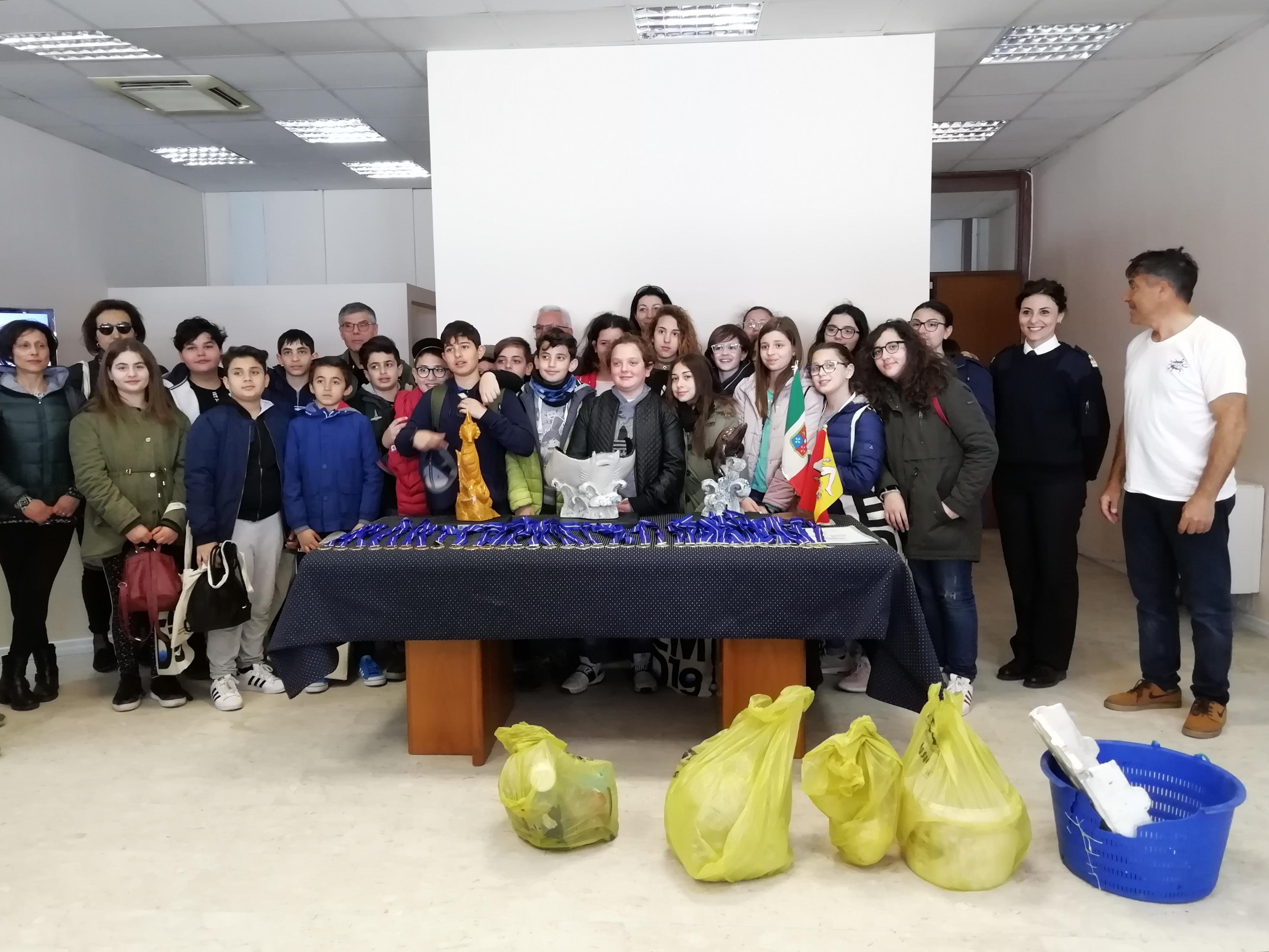 """A Catania la """"Giornata del mare"""" all'insegna dell'ambiente"""
