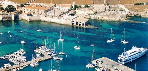 Dopo quindici anni sarà messo in sicurezza il porto di Favignana