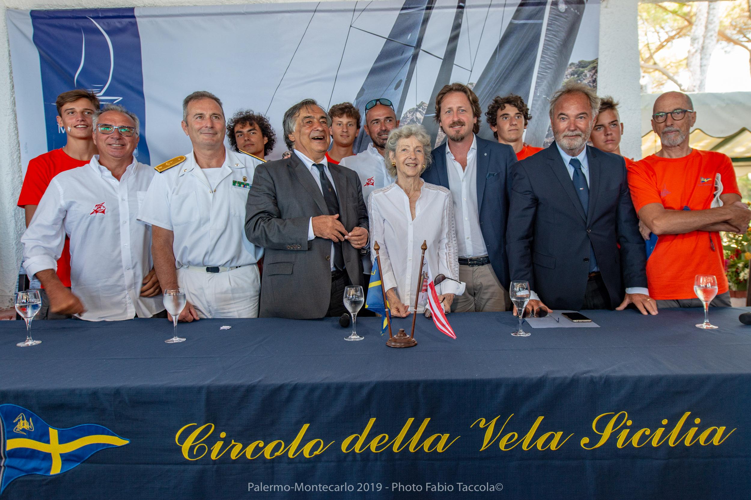 La grande vela internazionale torna in Sicilia con la XV edizione della Palermo-Montecarlo