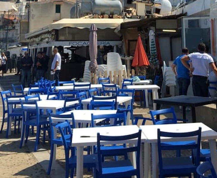 Sferracavallo, cinque ristoratori denunciati per occupazione di demanio marittimo