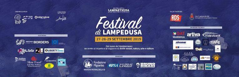 """Al via il """"Festival di Lampedusa 2019"""" ricco di eventi"""