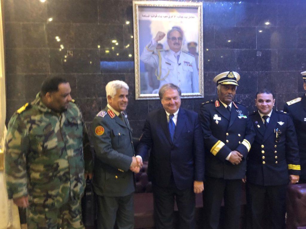 Governo Tripoli, stop a accordo Federpesca-Cirenaica
