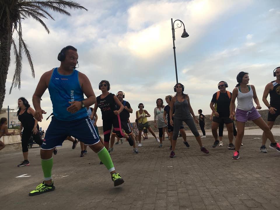 """Cala il sipario sul """"Move Marettimo – Fitness con vista Mare"""""""