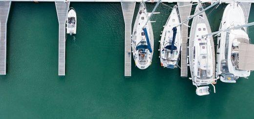 barche, porto